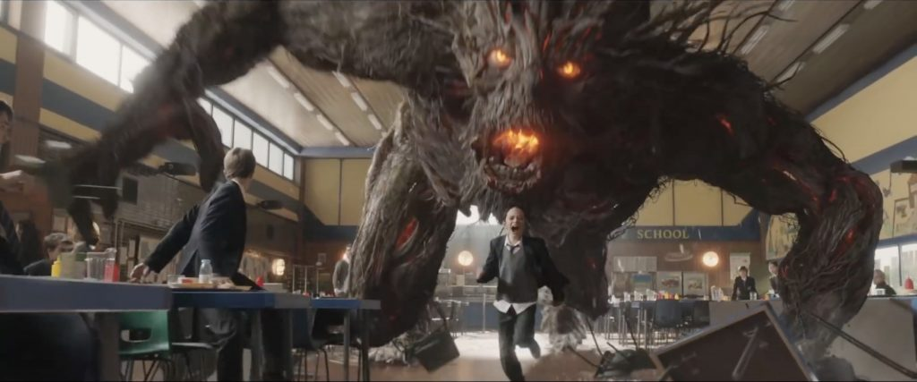 Download A Monster Calls full Movie 2016