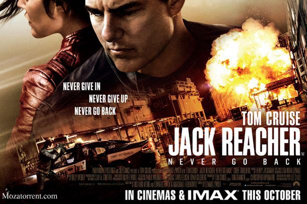 Download Jack Reacher Never Go Back 2016