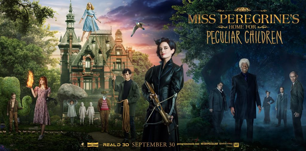 Download Miss Peregrine's Home for Peculiar Children 2016