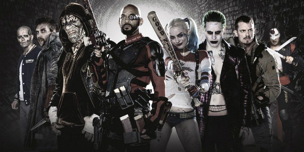 Download Suicide Squad full movie 720p 2016