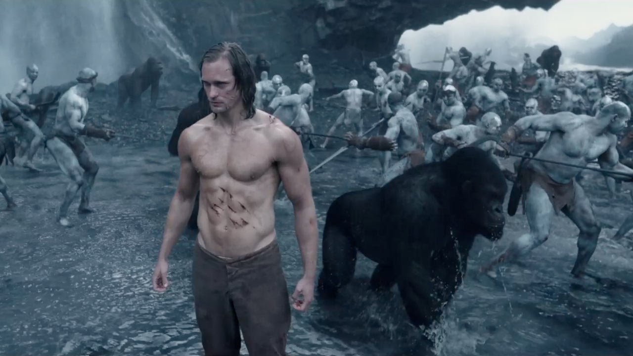 Download The Legend of Tarzan Hollywood Bluray full movie 2017