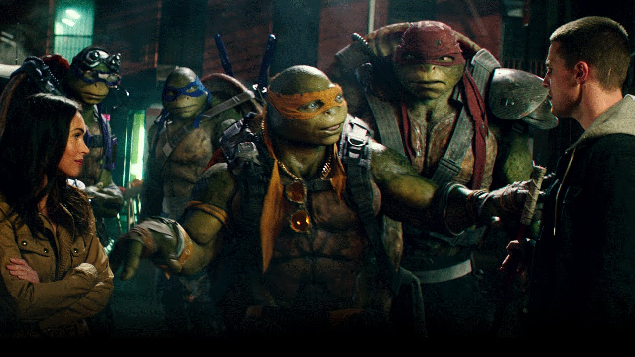 Download Teenage Mutant Ninja Turtles Out of the Shadows Hollywood full Blu-Ray movie 2016