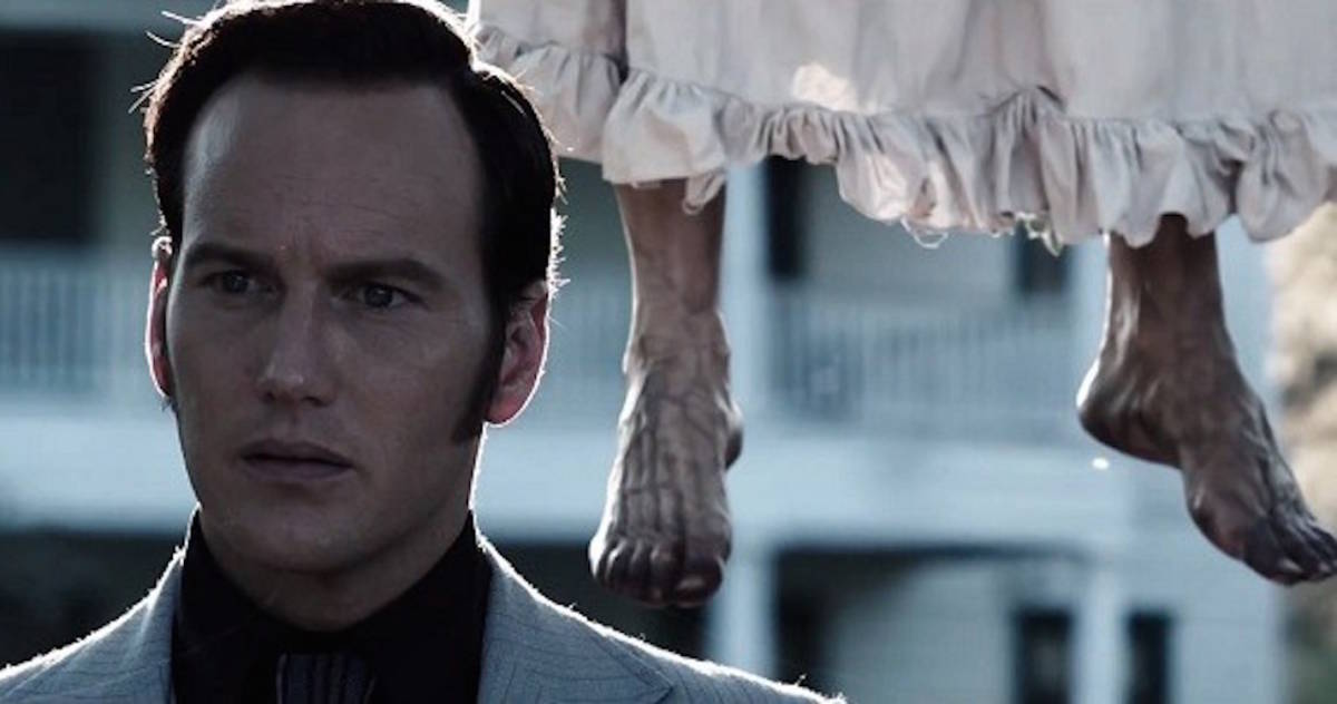 Download The Conjuring Hollywood blu-ray movie 2013