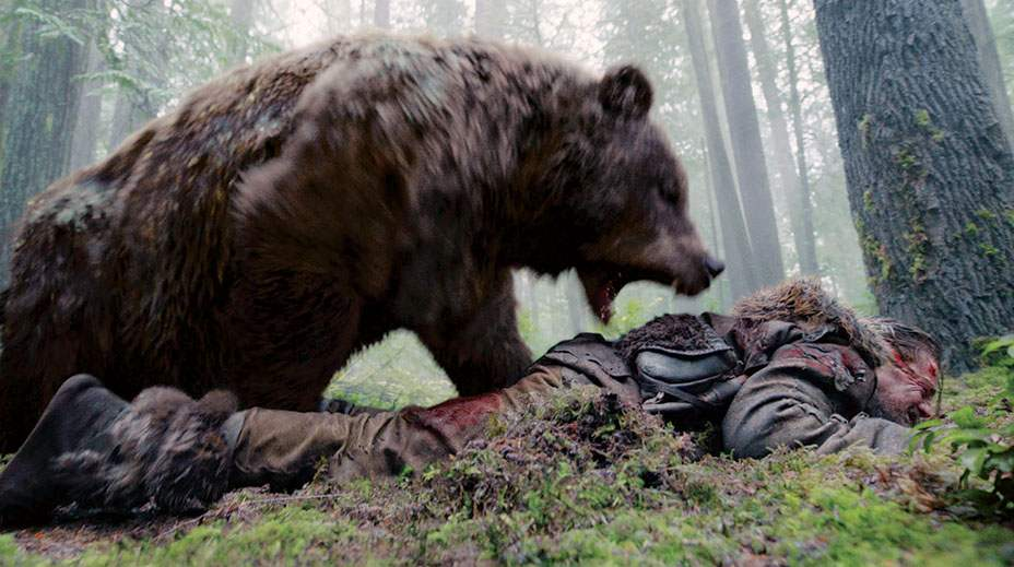 Download The Revenant Hollywood Blu-ray movie 2015