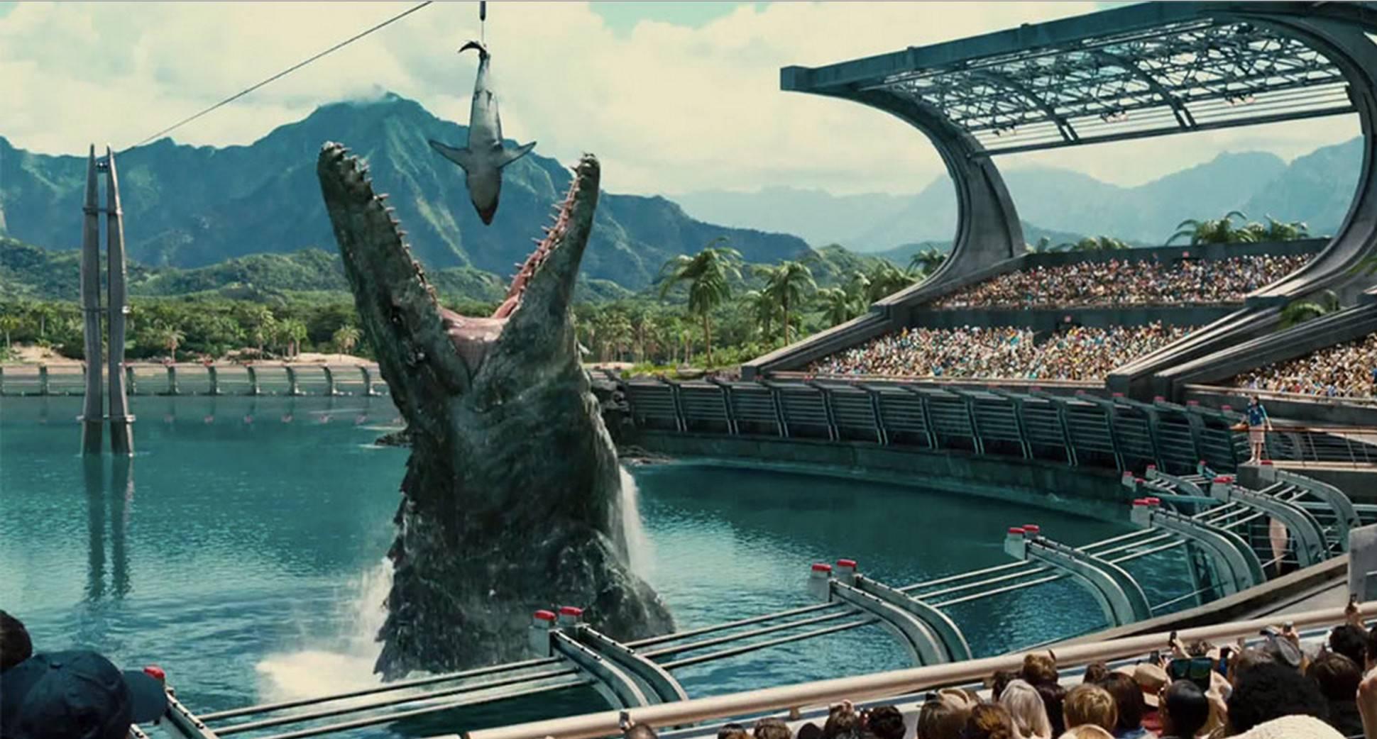 Download Jurassic World Hollywood bluray full movie 2015