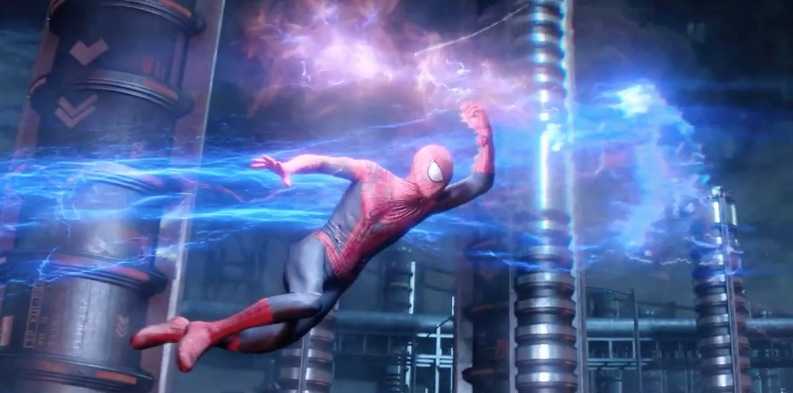 Download The Amazing Spider-Man 2 bluray movie 2014