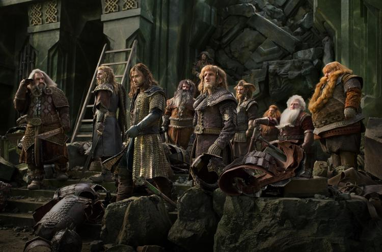 Download The Hobbit: The Battle of the Five Armies bluray movie 2014