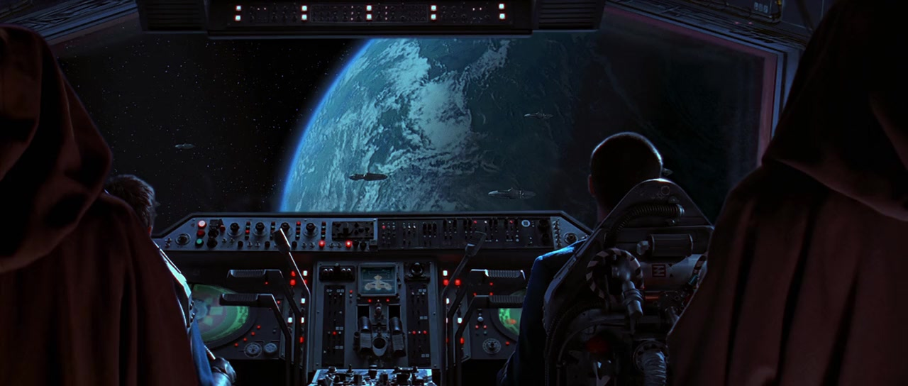 Star Wars episode I screenshot