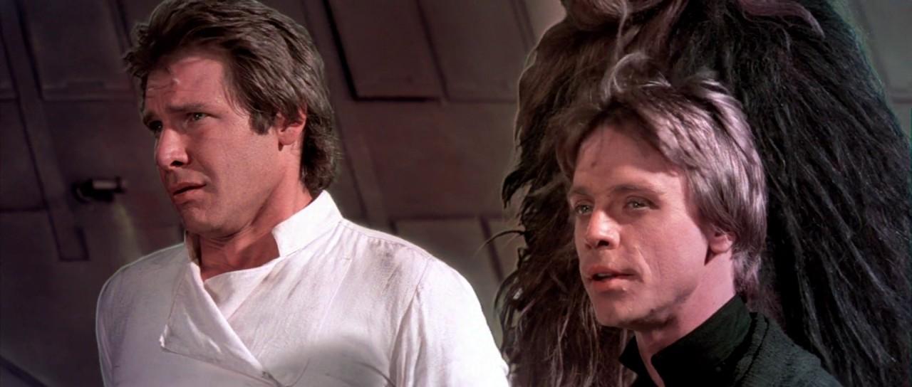 Star Wars episode V screenshot